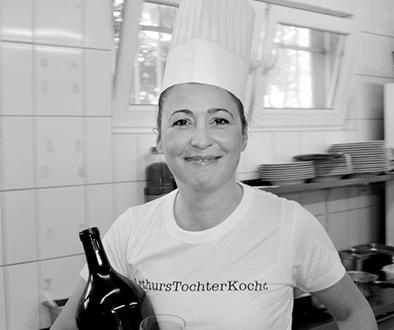 Astrid Paul Food Bloggerin