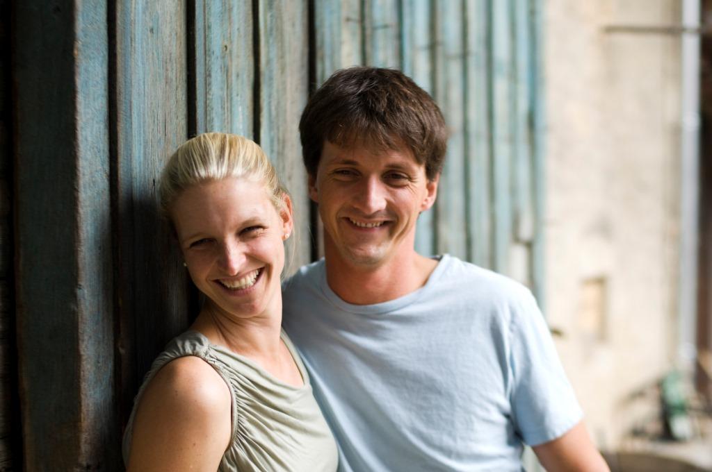 Katja und Jens Bäder